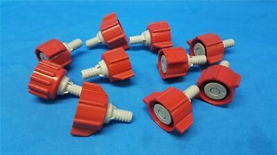 Lot Of 10 New Coke Bib Bag In Box Red Connectors - Free Shipping
