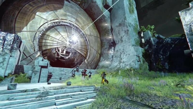 Vault of Glass -  Recovery Service (Xbox)