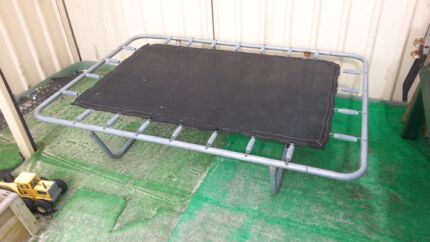 Small Kids/Toddler Trampoline in Working Order  Inspection Welcom Huntingdale Gosnells Area Preview