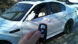 BMW POWER FOLD MIRROR REWIRING RETROFIT E90, E91, E92, E93, E60, E61, E63, E64