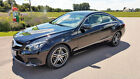 Mercedes E-Klasse C207 350 Blue Tec Coupe Test