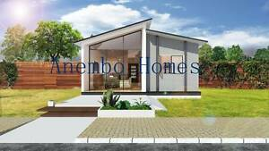 'Eirene' 2 bedroom Steel Frame Kit Home Gympie Gympie Area Preview