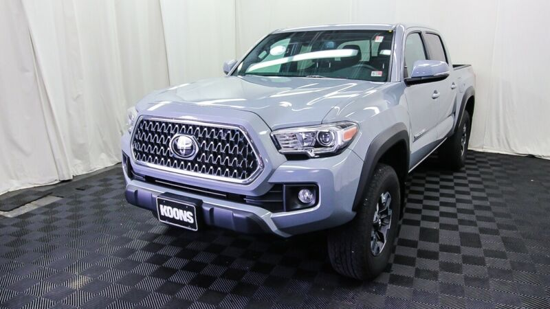 Image 3 Voiture Asiatique d'occasion Toyota Tacoma 2019