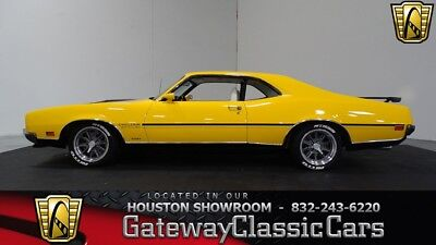 1970 Mercury Cyclone -- 1970 Mercury Cyclone  0 Chrome Yellow/ Black Coupe 427 CID V8 5-Speed Automatic