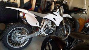 2008 yz450f