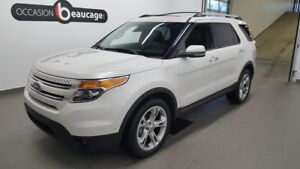 2013 Ford Explorer Limited V6 AWD, 7places, navigation, toit ouv