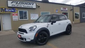 2014 MINI Cooper Countryman S-AWD-PREMIUM & STYLE PACKAGES-BLUET