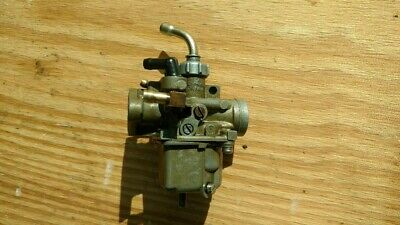 1981 Honda express original Keihin Japan carburetor -