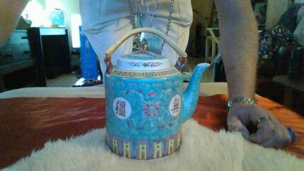 1930's Chinese Teapot. Mint. Surfers Paradise Gold Coast City Preview