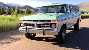 Looking for a 1970s F100, F150, or F250