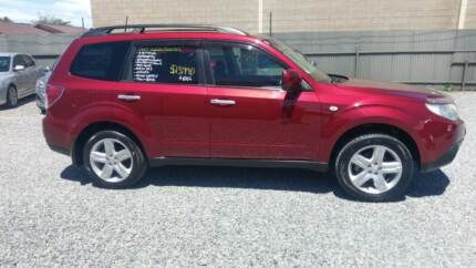 2009 SUBARU FORESTER AWD AUTOMATIC  LOW 84000 KMS $13,990 Hampstead Gardens Port Adelaide Area Preview