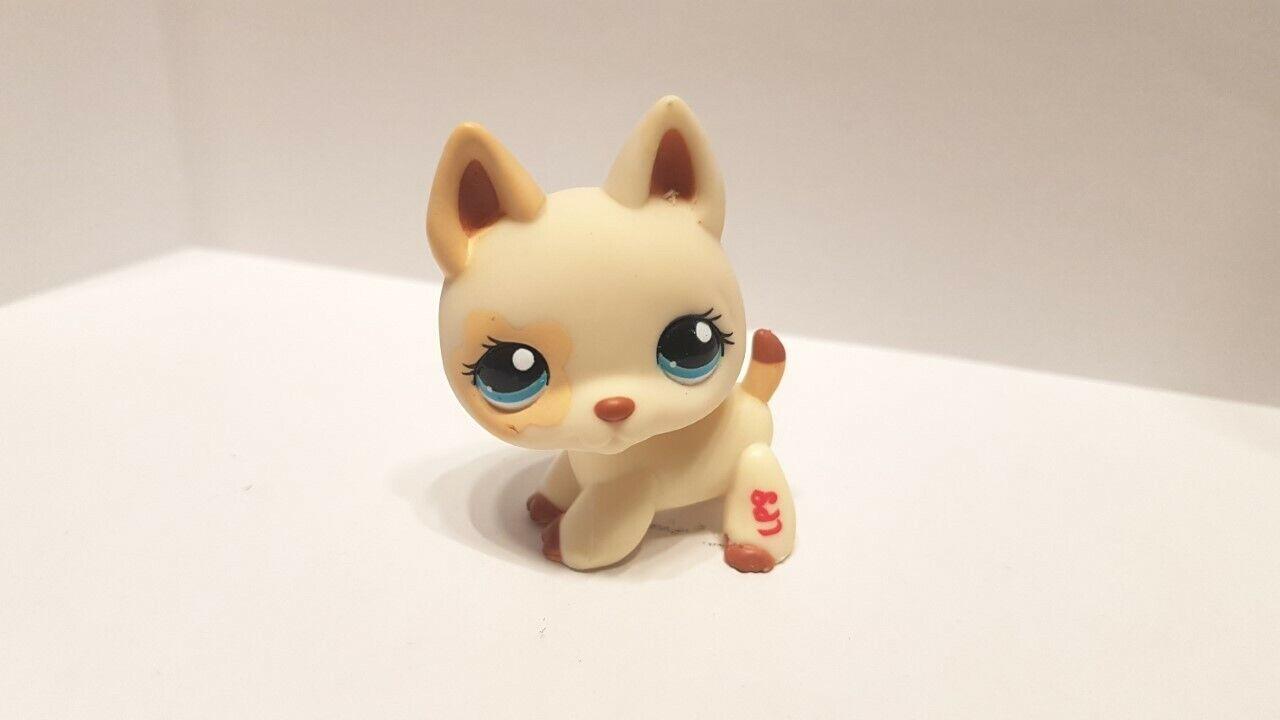 Figurine  petshop  original chien dog berger allemand 1169   pet shop lps