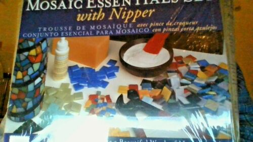 Mosaic Mercantile Mosaic Essential Set with Nipper - EVERTHING TO GET STARTED