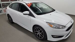 2015 Ford Focus SE Sport, mags, régulateur, bluetooth