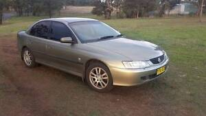 2003 VY Holden Commodore Acclaim Sedan Muswellbrook Muswellbrook Area Preview