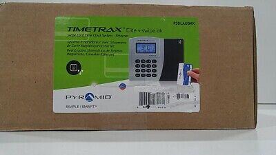 Pyramid Timetrax Elite Automated Swipe Card Time Clock System