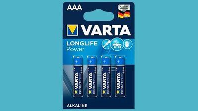 16 x Batterien Varta Longlife Power ( HighEnergy ) AAA Micro LR3 10 Jahre NEU