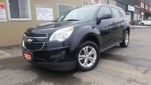 2013 Chevrolet Equinox LS-BLUETOOTH-INFO SYSTEM-ALLOY WHEELS