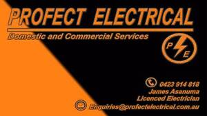 Profect Electrical - ELECTRICIAN Bundall Gold Coast City Preview