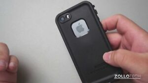 Wanted. Life proof case iPhone se