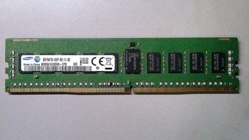 M393A1G43DB0-CPB Samsung 8GB 2RX8 PC4-17000P DDR4-2133P ECC REG  Memory Module