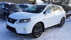 2015 Lexus RX350 FSport. 1 OWNER, NO ACCIDENTS, LOADED