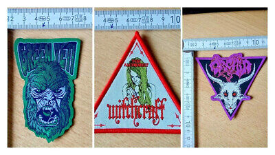 Kyuss  Embroidered patch Black Sabbath Electric Wizard