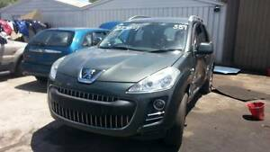 2010 Peugeot 4007, AUTO, 2.2L, DIESEL, NOW IS WRECKING Kudla Gawler Area Preview