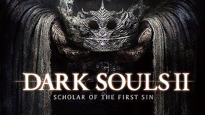 DARK SOULS II 2 Scholar of the First Sin Steam (PC)  - Region Free, usado comprar usado  Enviando para Brazil