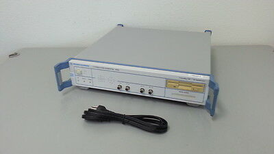 Rohde Schwarz Amiq03 Iq Modulation Generator Options B1b2 K11