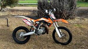 2016 KTM 85SX Minlaton Yorke Peninsula Preview