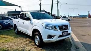 2015 Nissan D23 Navara Dual Cab DX - WOW! Garbutt Townsville City Preview