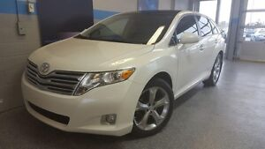 2010 Toyota Venza V6 AWD CUIR TOIT MAGS 20 ''