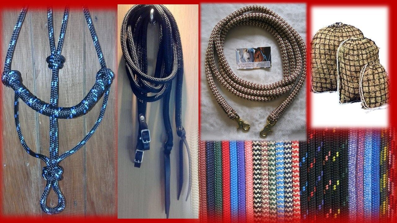 Natural Horsemanship Equipment