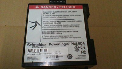 Square D Pm820umg Power Logic Remote Display Adapter Module