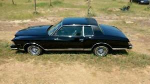 1979 CHEVROLET MONTE CARLO IDENTICAL TO MOVIE CAR IN TRAINING DAY