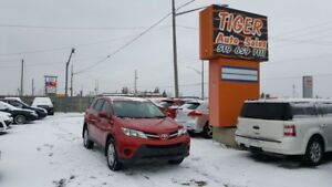 2015 Toyota RAV4 LE**AWD**4 CYLINDER**ONLY 68 KMS**