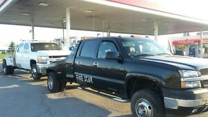2004 Chevy Tow Truck