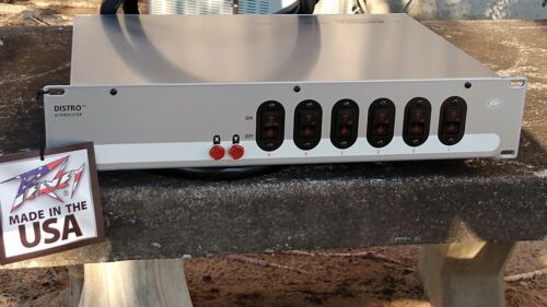 Peavey Distro Power Rack-Mount Power Distribution System
