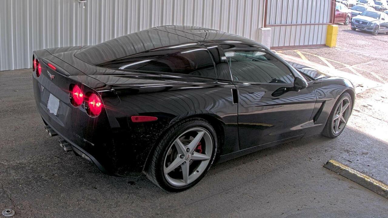 2013 Black Chevrolet Corvette   | C6 Corvette Photo 5