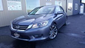 2014 Honda Accord NO HST 1 WEEK ONLY-Sport-HEATED SEATS-ALLOYS