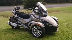 2013 Can-Am Spyder ST- SM5 Mackay Mackay City Preview