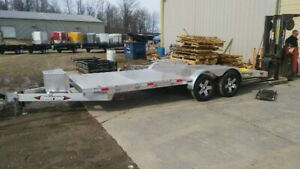WANTED Flatbed/ equipment/ car trailer!