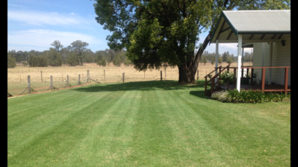 Mowing Business Hunter Valley - MUST SELL!!!