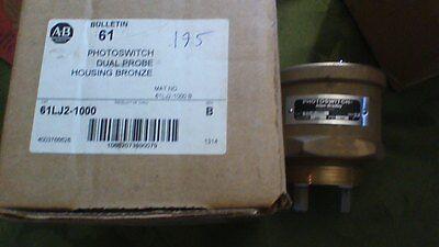New In Box Allen-bradley 61lj2-1000 Dual Probe Photoswitch W328