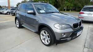 2008 BMW X5 E70 si Steptronic Grey 6 Speed Sports Automatic Wagon St James Victoria Park Area Preview