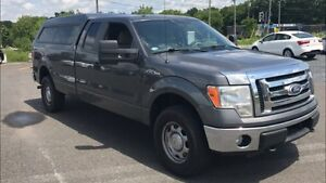 2010 Ford F-150 XLT Supercab 4WD BOITE 8 PIEDS