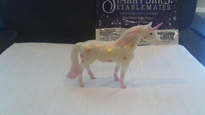 Breyer 2019 Starry Skies Constellation Cassiopeia Unicorn Mystery Stablemates SM