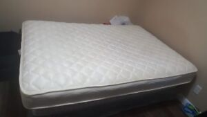 Double mattress in great condition
