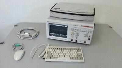 Hpagilent 54820a Infinium Digital Oscilloscope 500mhz 2 Gsas 2 Channel